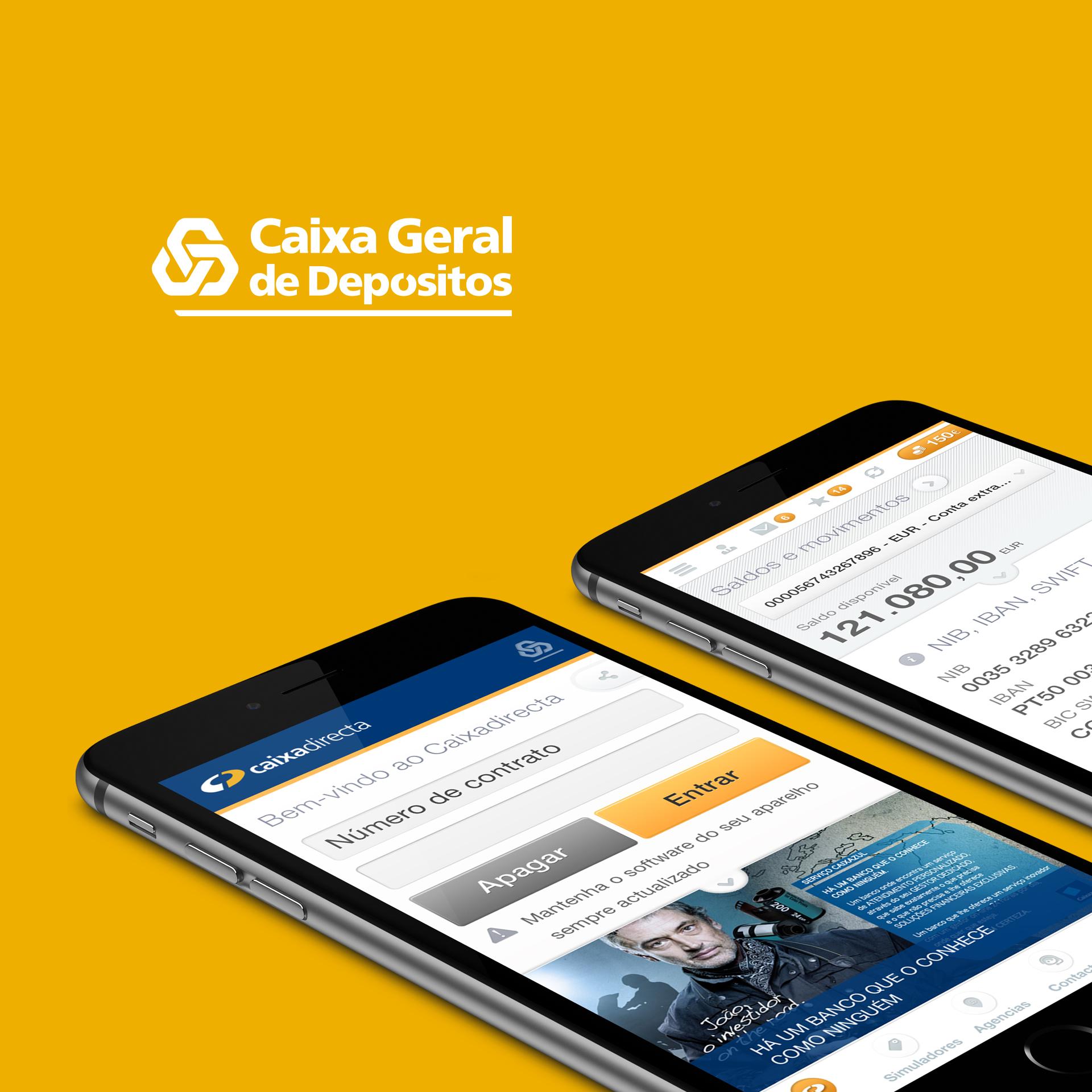 App Caixadirecta