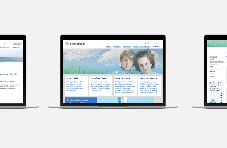 Website Finantia